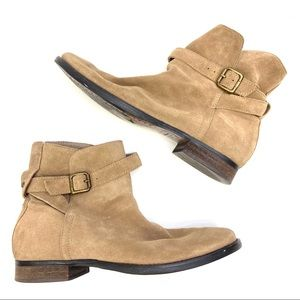 Vince Camuto | Genuine Leather Suede Sliuchy Boot